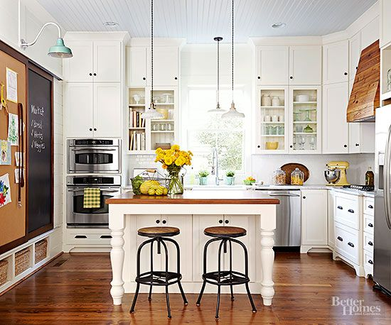 Better Homes And Gardens Small Kitchen Ideas