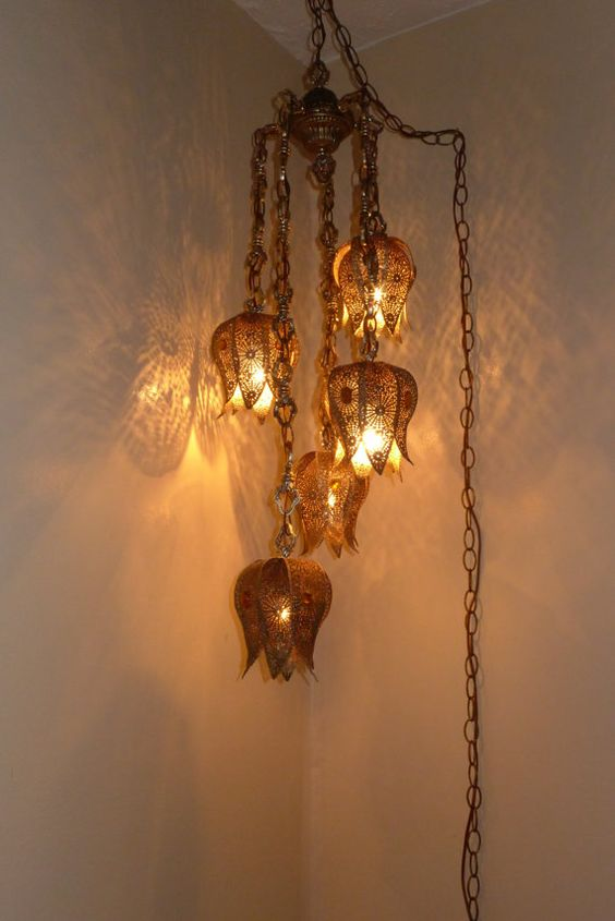 Moroccan Pendant Light Shade