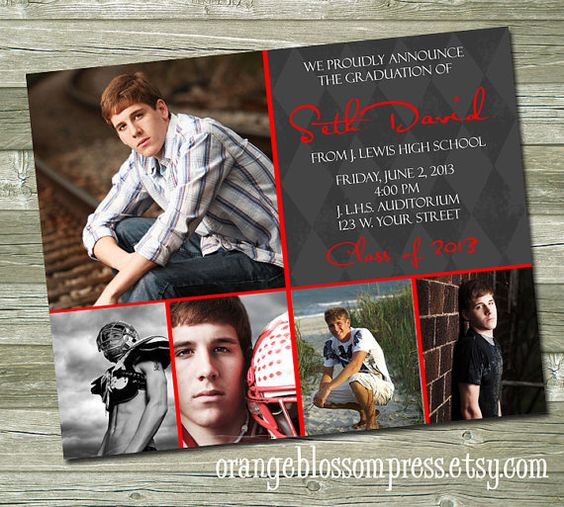 Graduation Invitations Mpix