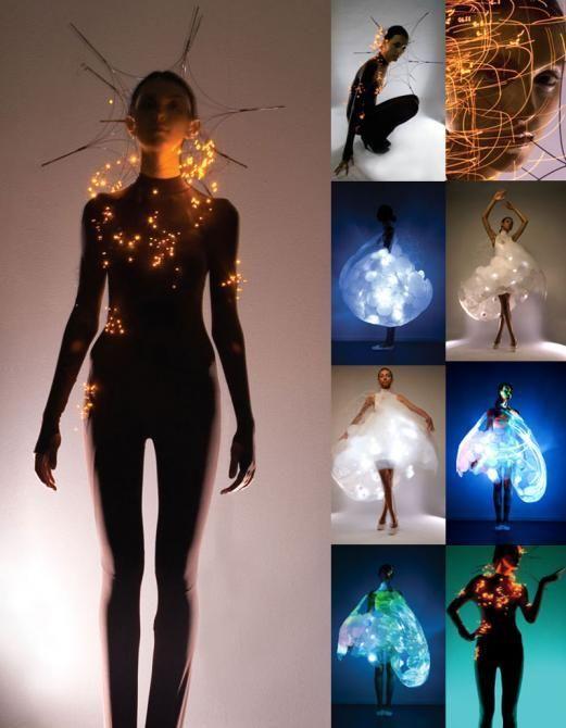 Led Light Clothing