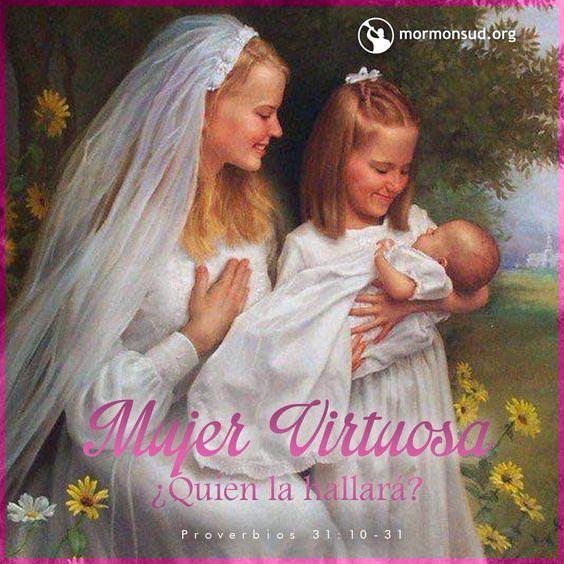 Hallara Te Mujer Quien Virtuosa