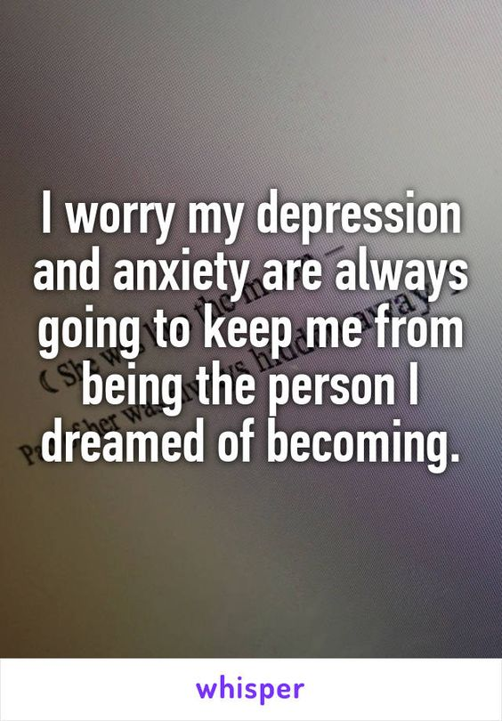 About And Depression Anxiety Quotes