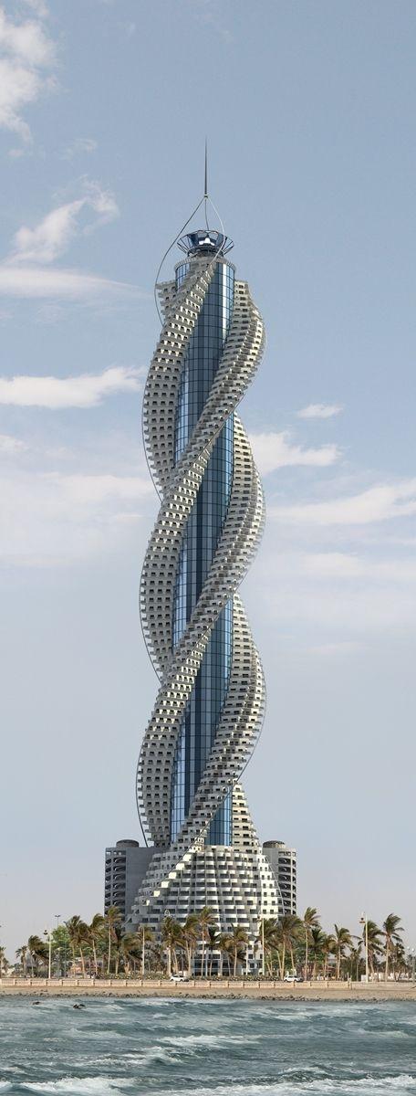 Trump Tower Logo On Building