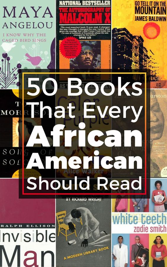 African Americans History List