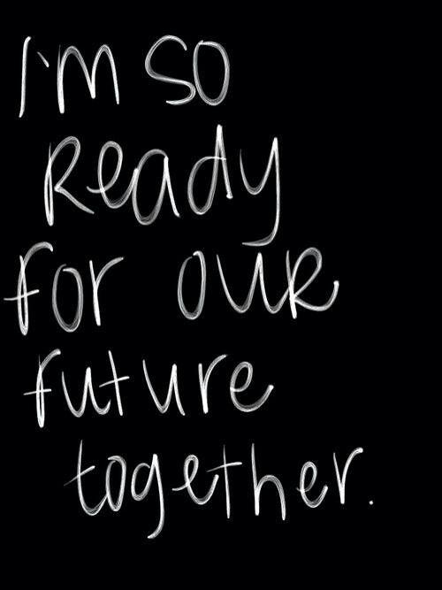 Yes I Am Ready Fall Love