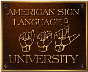 Free American Sign Language Courses on ASL's site. Each ...