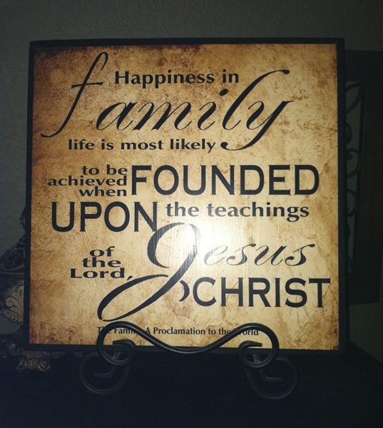 Jesus Proclamation