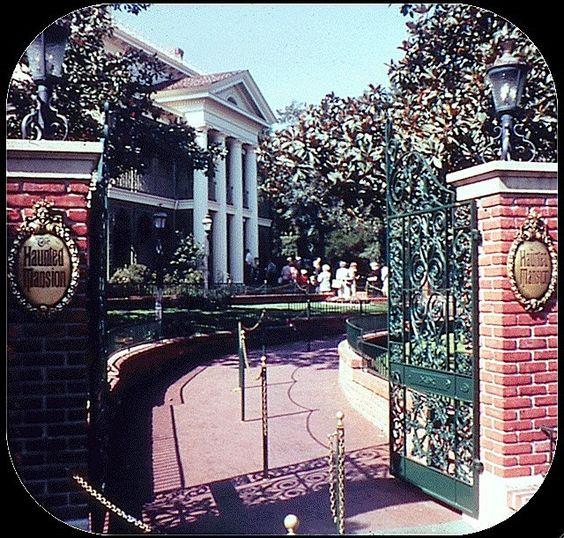 1969 Mansion Haunted