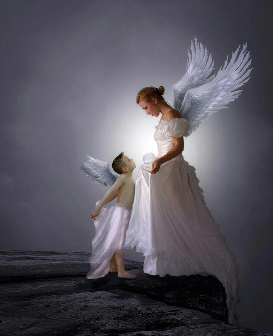 Mothers Are Angels
