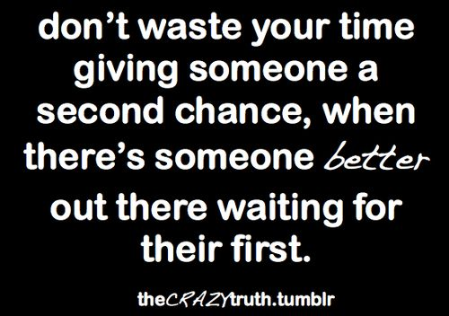 Quotes Love Giving Second Chance