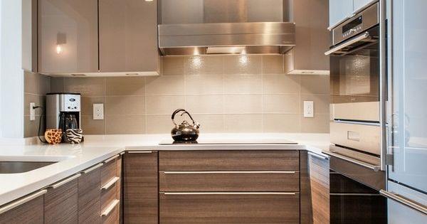 U Shaped Kitchen Design Ideas Small Kitchen Design Modern