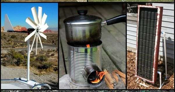 8 Off Grid Projects To Reduce Your Energy And Water