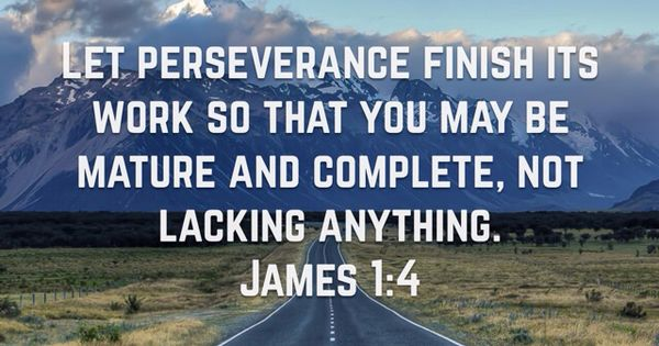Perseverance   Why GOD is BETTER THAN LIFE :)   Pinterest ...