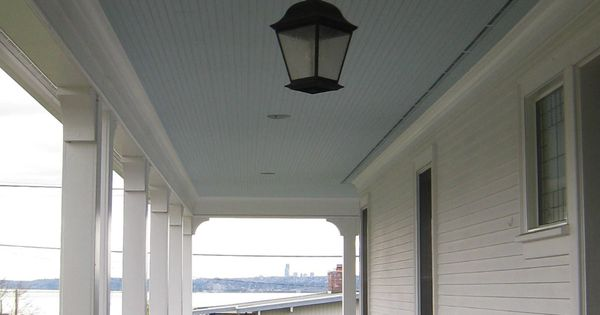 Sherwin Williams Atmospheric 6505 Paint Porch