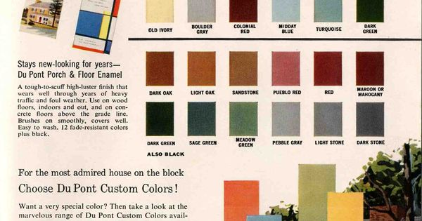 Exterior Colors For 1960 Houses House Colors Paint