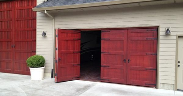 How To Make 4x8 Feet Plywood Garage Doors Google Search