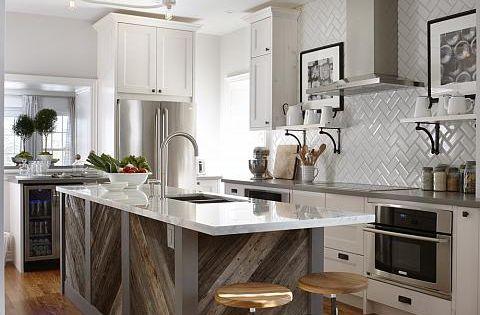 Sarah Richardson Sarah 101 Country Kitchen Reclaimed Wood