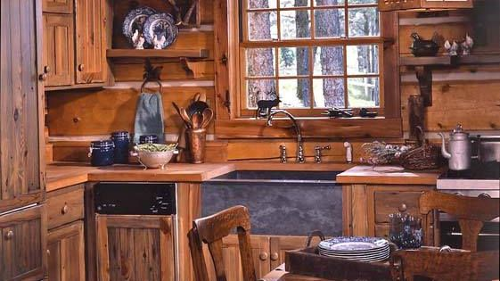 Jack Hanna S Cozy Log Cabin In Montana Different Types
