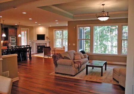 Craftsman Ranch Traditional House Plan 42509 Car Garage