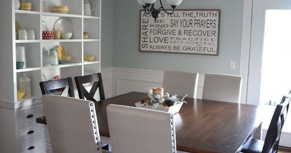 Benjamin Moore S Quiet Moments Which Is A Nice Soft Blue