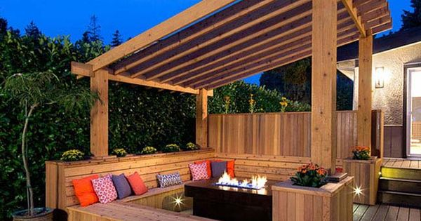 Slanted Pergola Google Search Patio Covers Pinterest
