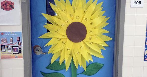 Countdown To Summer Classroom Door Classroomdoor
