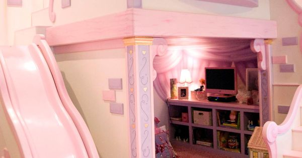 This Playful Pink Bedroom Is Any Little Princess S Dream