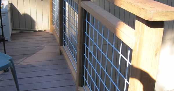 Do It Yourself Deck Railing Is Done Deck Railings