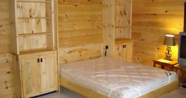Murphy Bed Plans Queen Size Cute Design Murphy