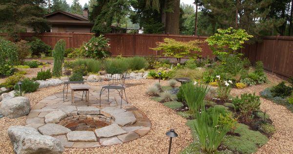 Pea Gravel Patio Designs Garden Adventures For Thumbs