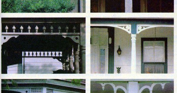 27 Wood Trim Ideas For The Front Porch 1981 Wood Trim