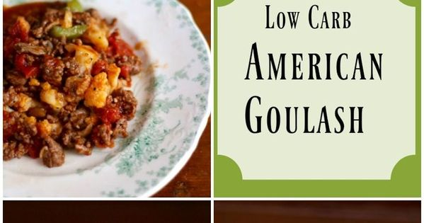So Good A Comfort Food Classic Made Low Carb This Low