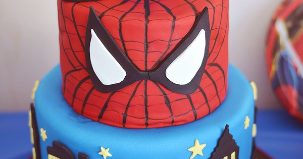 Spiderman Cakes Google Search Birthday Ideas