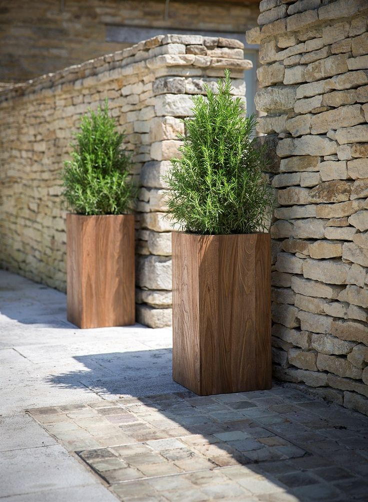 Best Wood Planters
