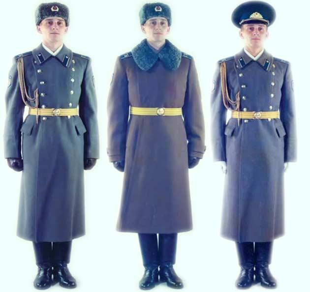 Warsaw Pact Uniforms Polish
