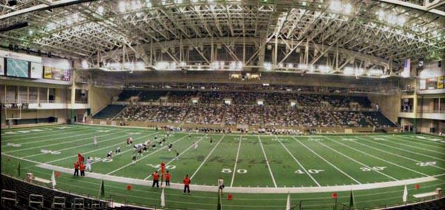 Grafton North Dakota Football Field