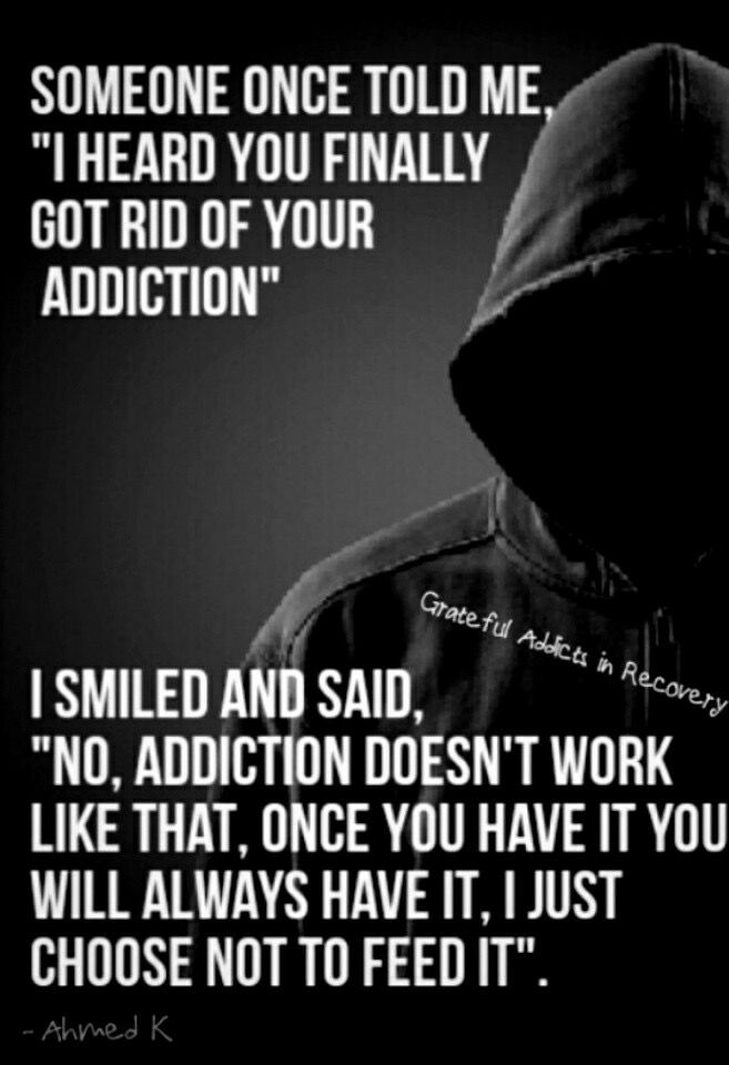 Help Addiction Stop Quotes