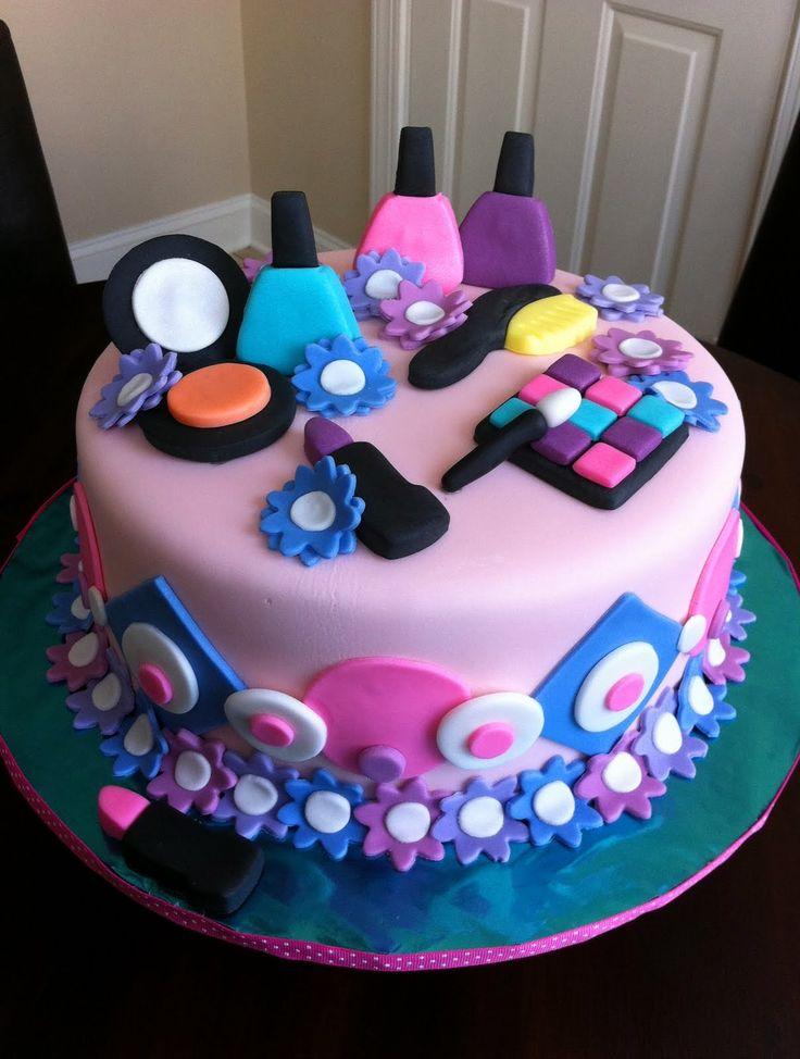 13 Birthday Cakes For Teens Teenage Girl Birthday Cake