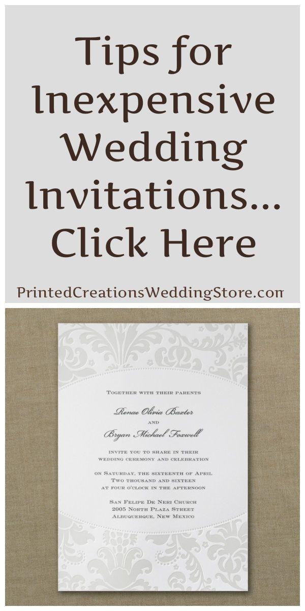Cheap Invitations Wedding Canada
