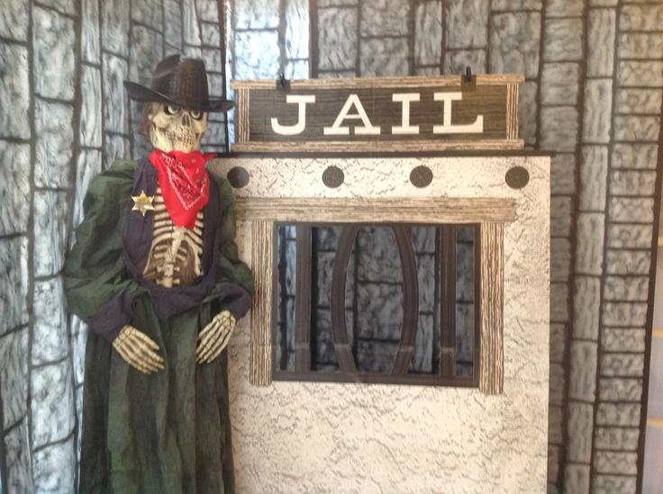 House Jail Decorations