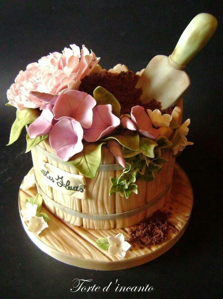 Flowers Cakes Cupcakes Amp Cake Pops Pinterest