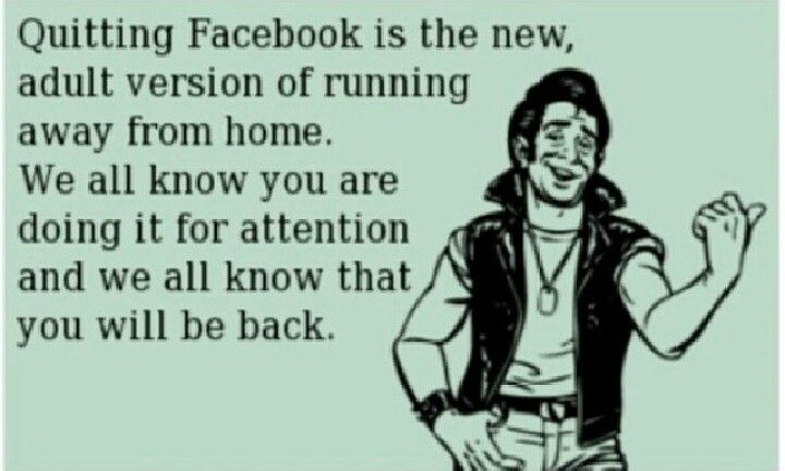 Facebook Quotes About Attention Seekers