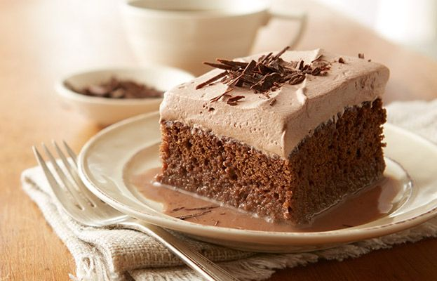 Triple Chocolate Cake Recipe Scratch