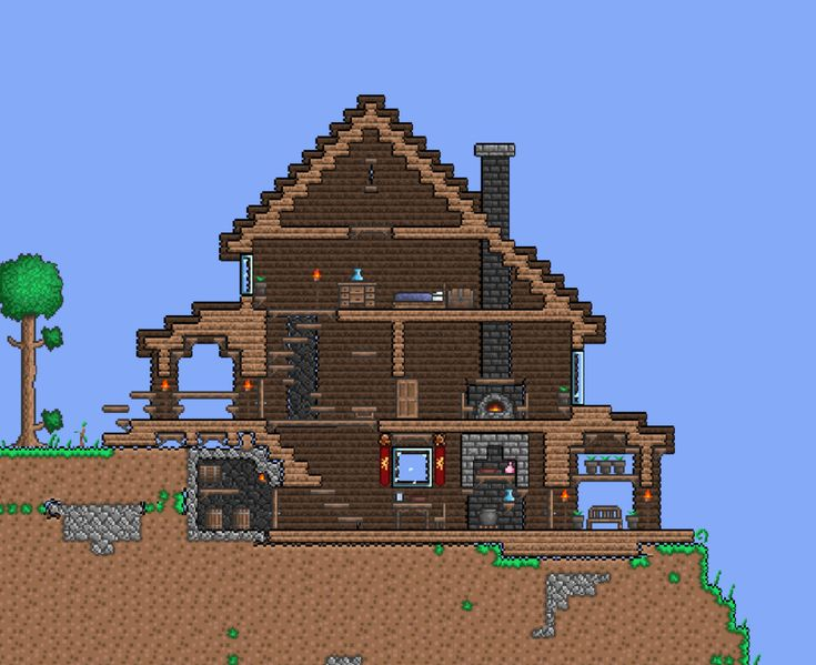 Funny Minecraft Houses