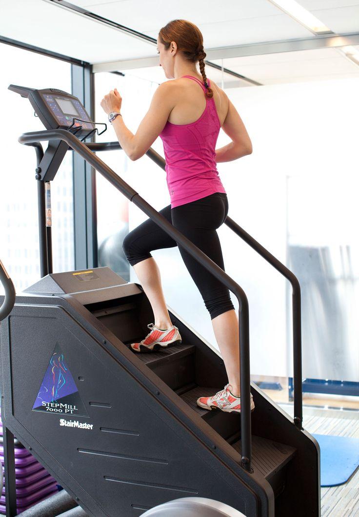 Stair Stepper Exercise Equipment Cardio