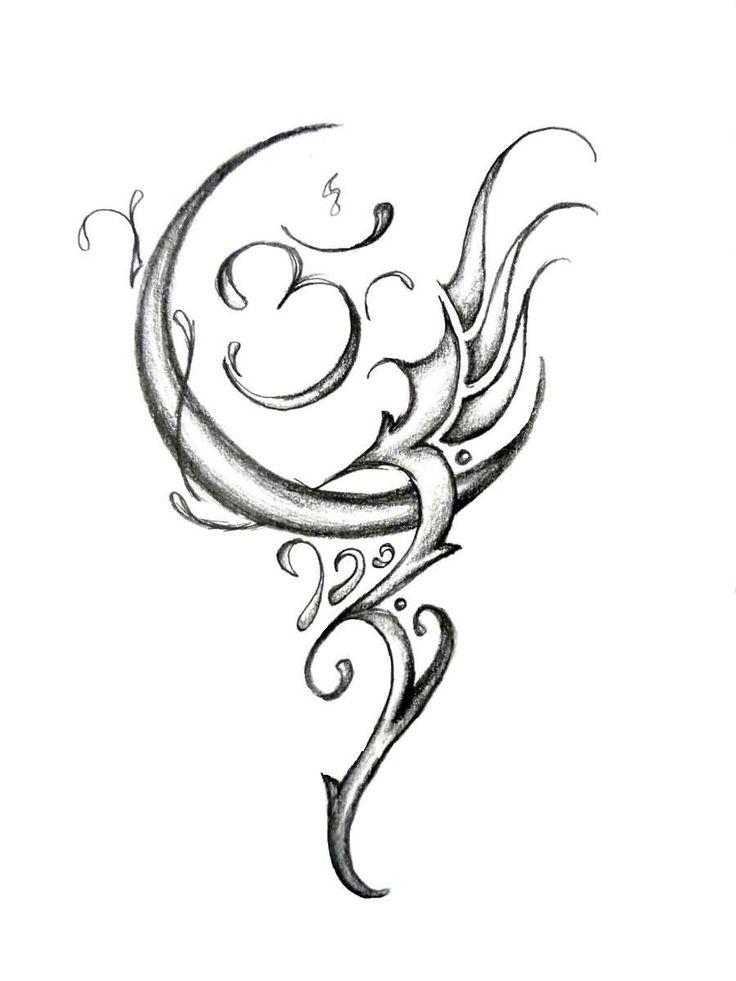 25+ best ideas about Aum tattoo on Pinterest   Ohm tattoo ...