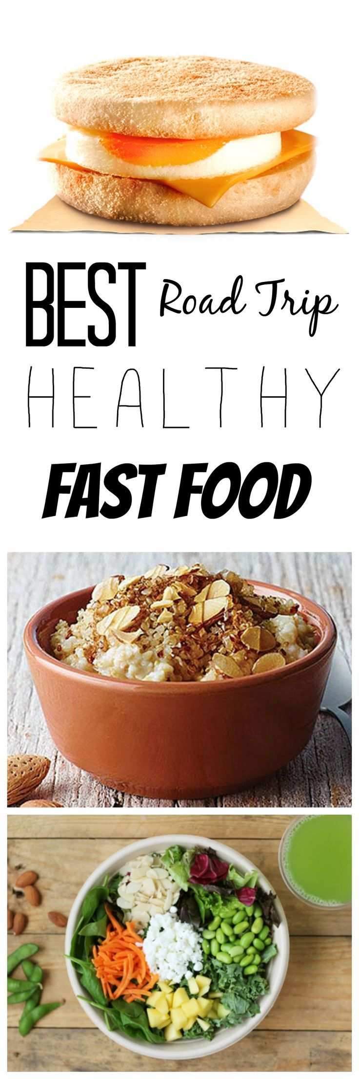 Healthy Places Eat Fast Food