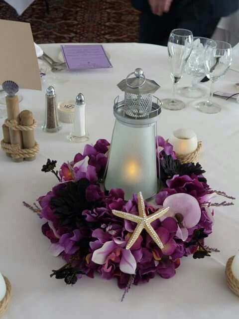 And Yellow Centerpieces White