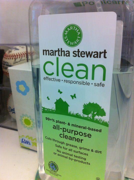Martha Stewart Living Media Kit