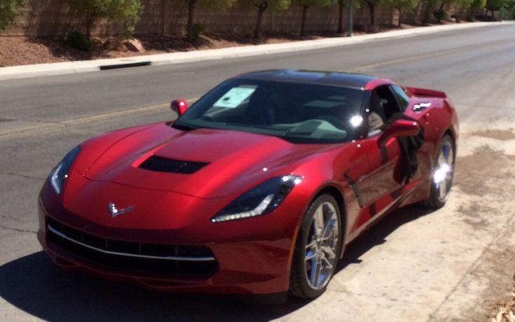 2014 Corvette Convertible 0 60
